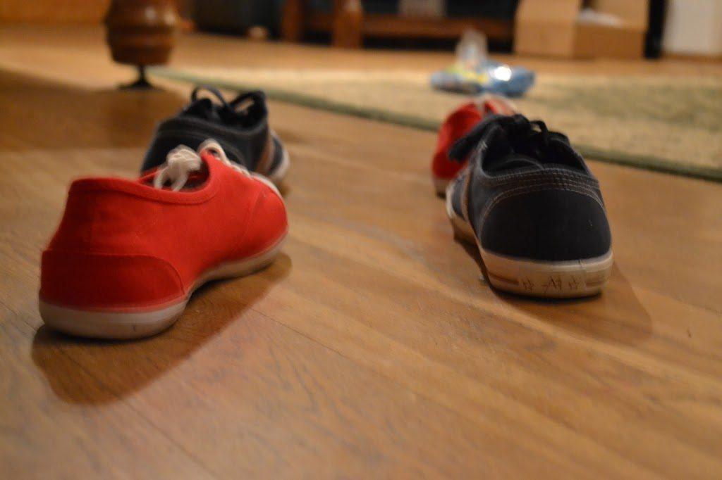 Jak buty zmieniły moje życie