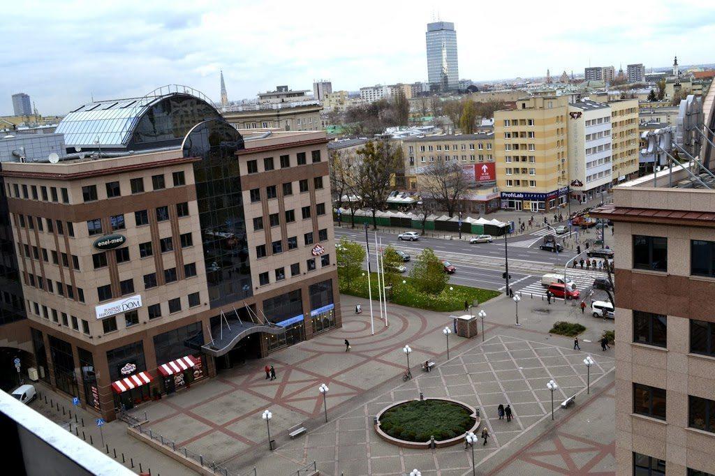 Warszawa – byłam, co robiłam?