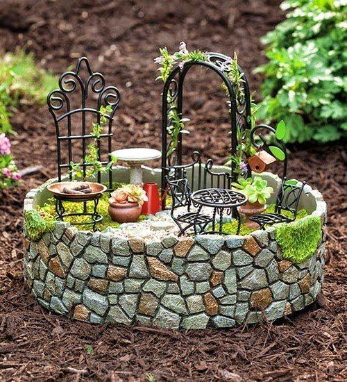 pomysly do ogrodu