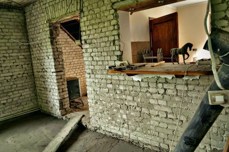 naprawa, stary dom, jak urzadzic,