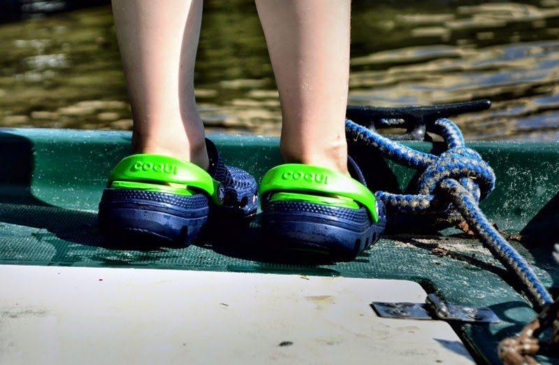 buty dla dziecka, klapki, crocsy,