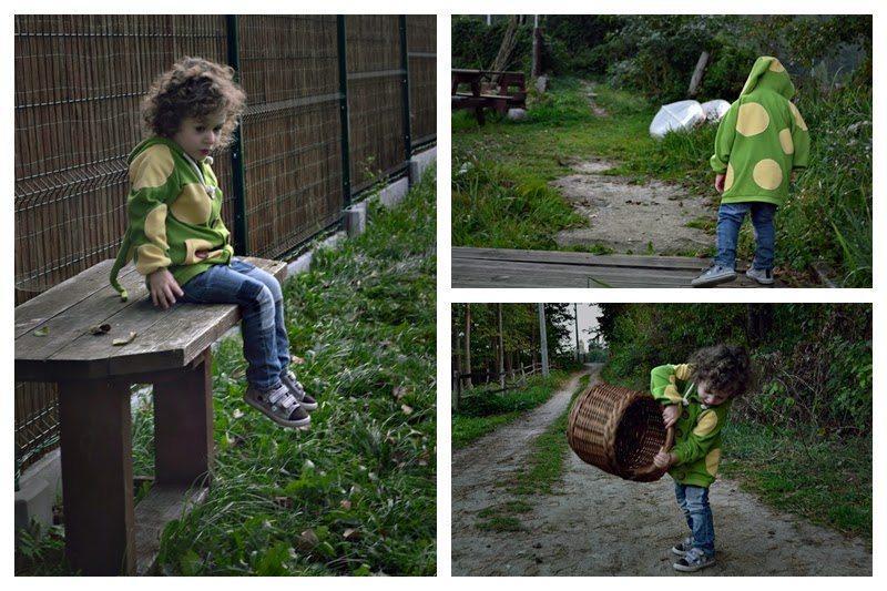 idziemy na pole, na dworzu czy na dworze, produckt, elfia bluza, zara, buty ccc, loki,