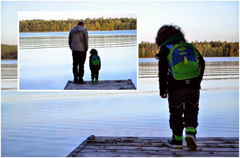 Bezpieczeństwo dziecka nad jeziorem