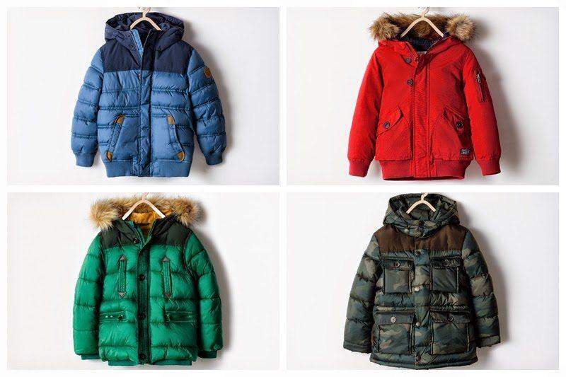 zimowe kurtki, trendy, kurtka dla trzylatka, na zime, co wybrac, zara, wojcik, next, gap, mango,