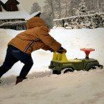 Zima znów zaskoczyła drogowców….
