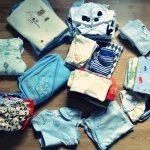 Wyprawka dla dziecka – pierwsze ubranka noworodka