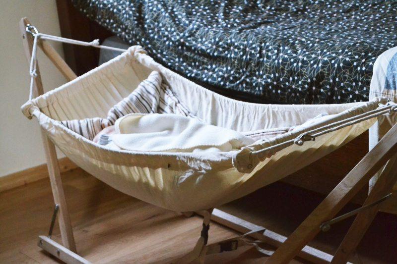 hamak dla niemowlęcia