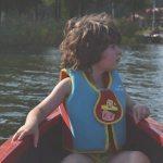 Czy dziecko można zabrać na kajak?