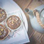 Marchewkowe muffiny z dzieckiem