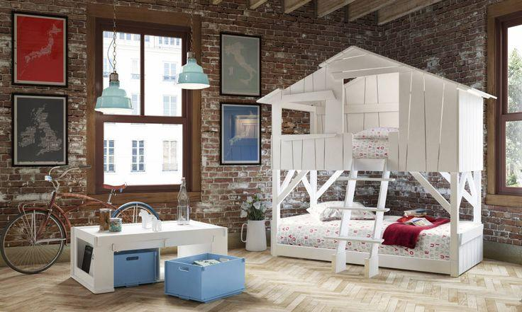 Źródło:Kids Bedroom Ideas/homify