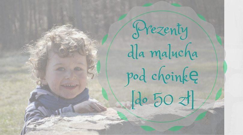 Mikołajkowy prezent dla dziecka do 50 zł