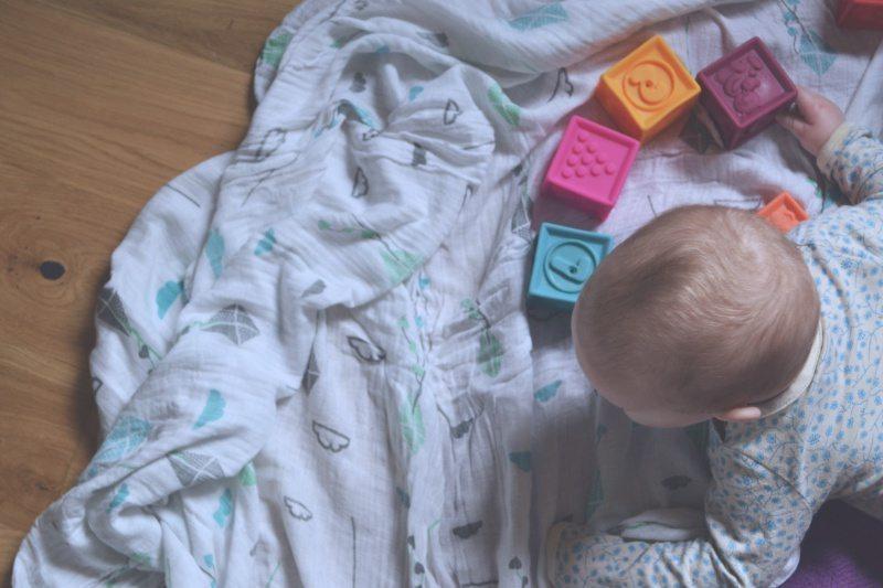 najlepsze klocki dla niemowlaka