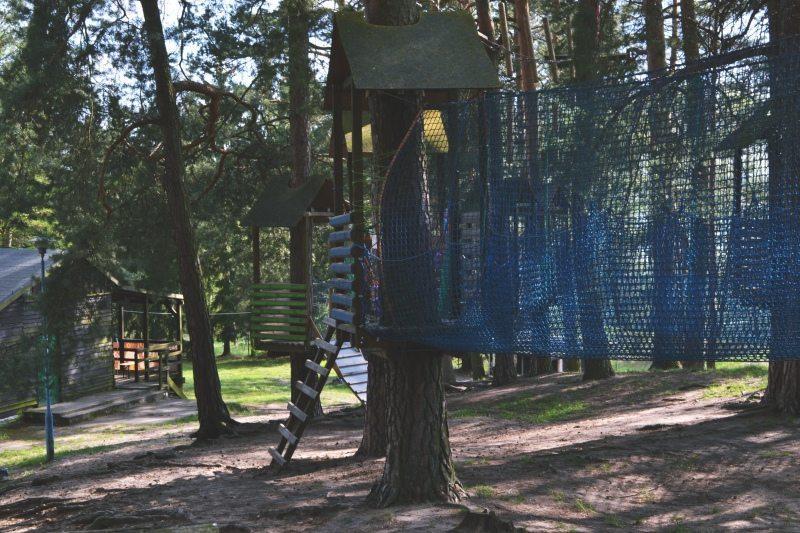 Park linowy Spychowo
