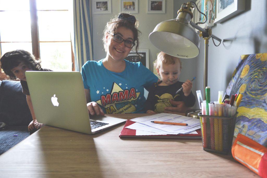 Wielki ukłon dla każdej matki, która siedzi w domu!