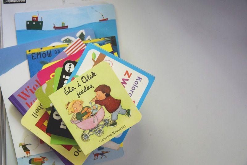 Książki dla niemowlaka. 16 pozycji, które z ręką na sercu wszystkim polecam!