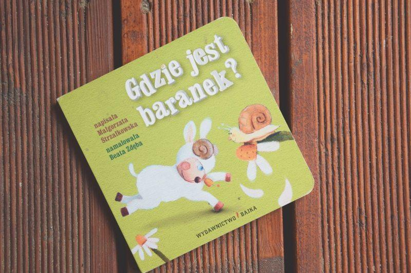 książki dla niemowlaka