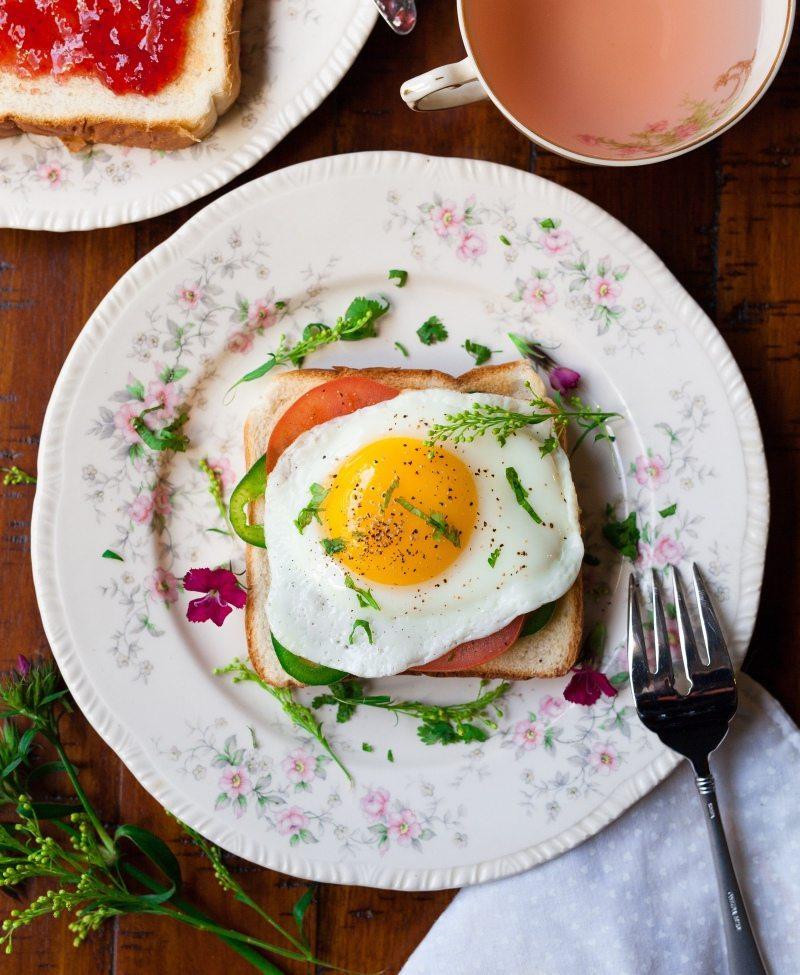 śniadanie dla dwulatka