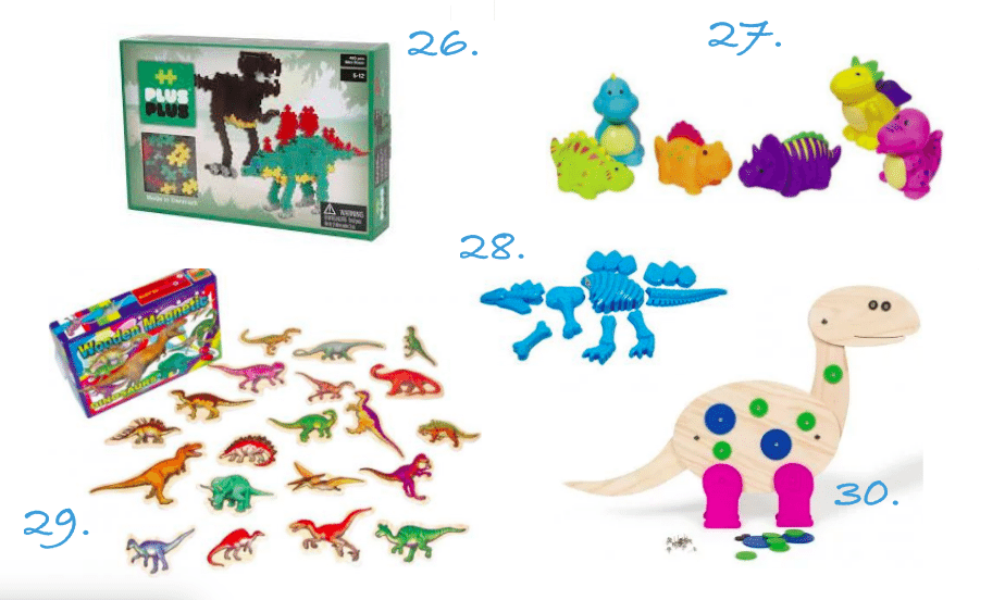 zabawki dinozaury