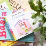 Ostatnie zestawienie książeczek dla dzieci, ale za to jak najbardziej wiosenne