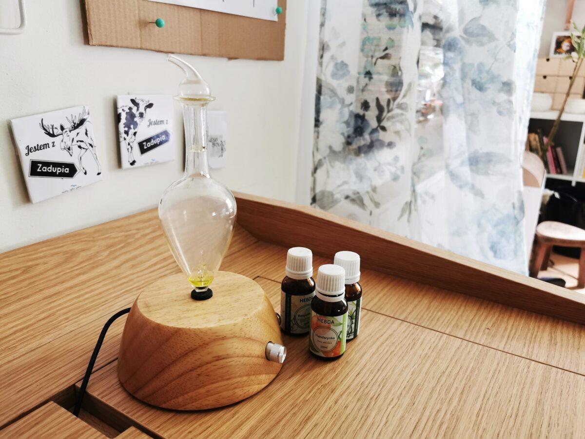 jak używać olejków eterycznych